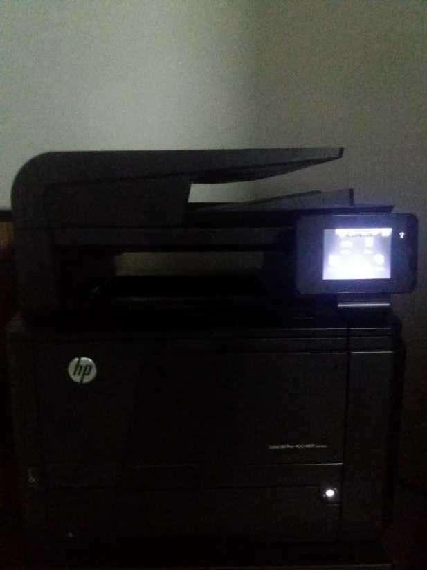 Impresora multifuncional HP Laserjet pro 400 - 0