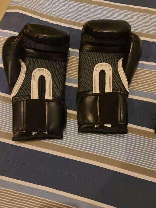 Guantes de Boxeo Everlast Negro - 2