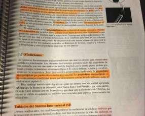 LIBRO QUÍMICA CHANG 9 EDICIÓN