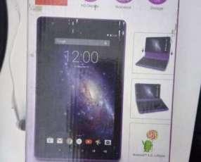 Tablet RCA con teclado