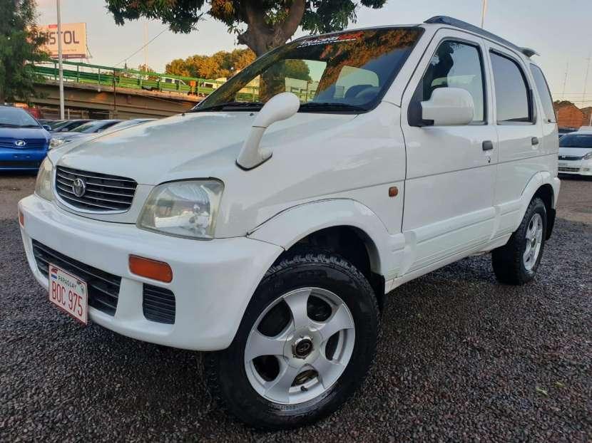 Toyota Cami 2001 - 0