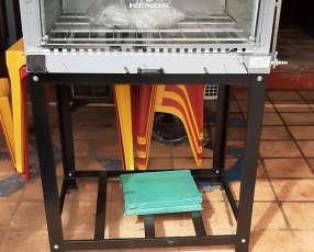 Horno pizzero Kenok 90x74