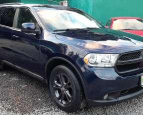 Dodge durango gt 2014 naftero 3.6 v 290 hp traccion trasera
