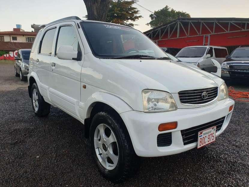 Toyota Cami 2001 - 1