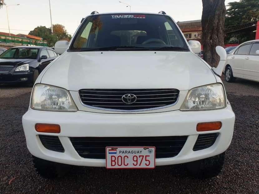 Toyota Cami 2001 - 2
