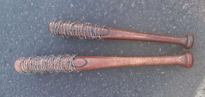 Bat's de béisbol de madera personalizados - 2