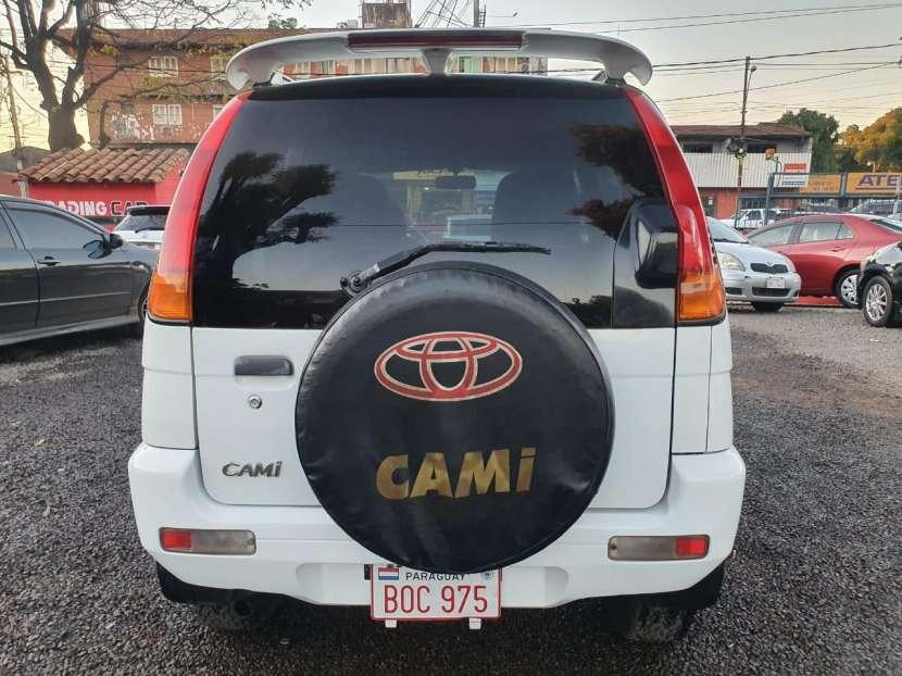 Toyota Cami 2001 - 3