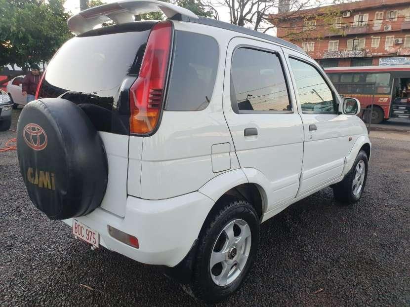 Toyota Cami 2001 - 4