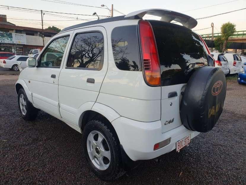 Toyota Cami 2001 - 5
