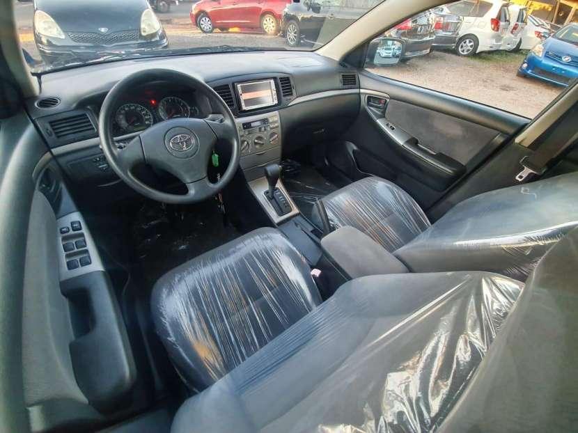 Toyota Allex 2005 - 5