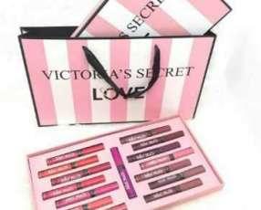 Kit labial Victoria's Secret 15 piezas