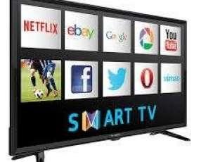 Televisor Smart Tokyo 50 pulgadas 4K con soporte