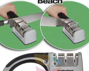 Afilador de cuchillos de 3 Etapas Hamilton Beach Modelo 86601