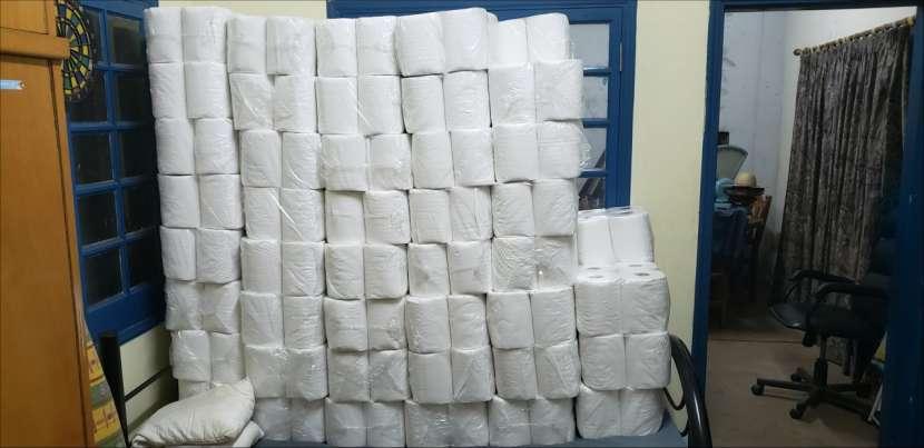 Toallas de papel para mano - 2
