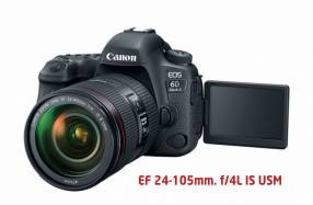 Canon 6D Mark II Kit de lente 24-105mm f/4 IS USM