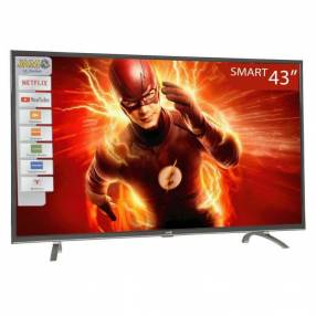 Tv Jam 43 pulgadas smart 1080P full HD ultra slim