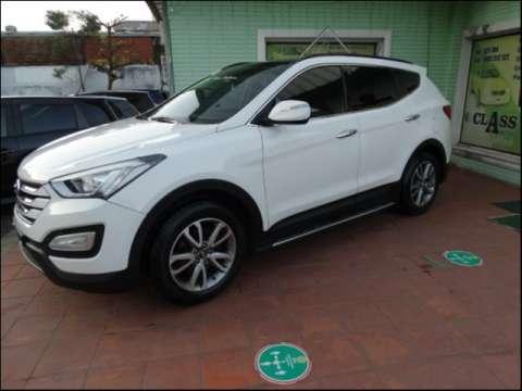 Hyundai Santa Fe 2013 chapa definitiva en 24 hs