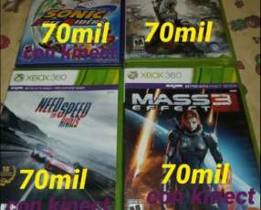 Juegos para Xbox 360