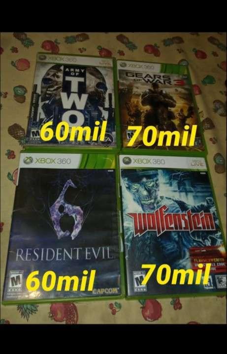 Juegos para Xbox 360 - 1