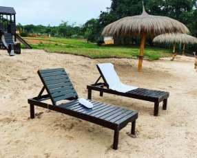 Camping balneario Posada Reposo del Yhaguy