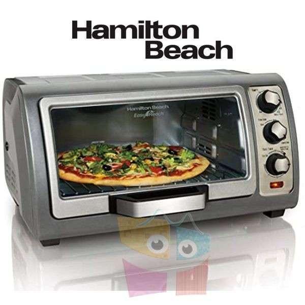 Horno Eléctrico - Hamilton Beach - 31126 - 0