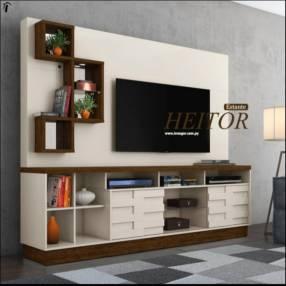 Estante para tv Heitor