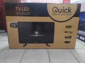 TV LED HD Quick