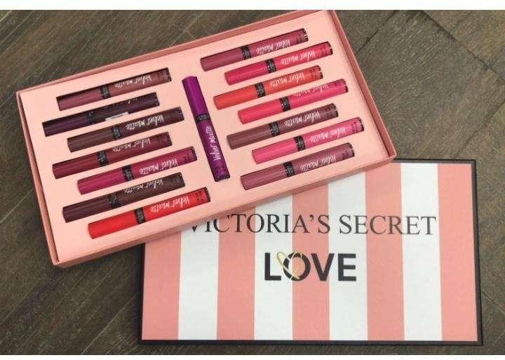Kit labial Victoria's Secret 15 piezas - 1