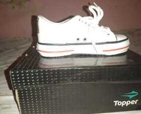 Champion Topper blanco calce 30