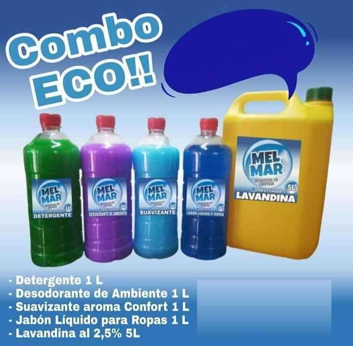 Combo Eco de limpieza - 0
