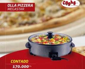 Olla pizzera MegaStar