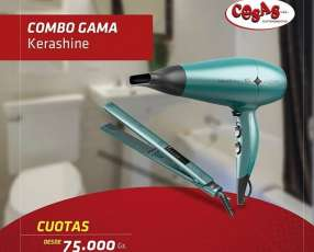 Combo Gama Kerashine