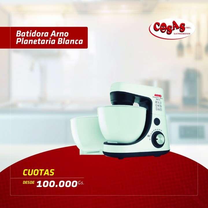 Batidora Arno planetaria blanca - 0