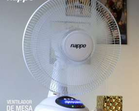 Ventilador de mesa Nappo