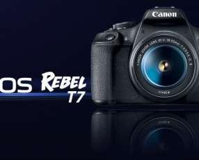 Canon EOS T7 Kit de lente 18-55mm