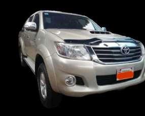 Toyota Hilux 2013 doble cabina