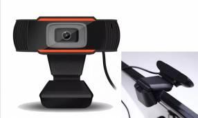 Webcam con micrófono full hd