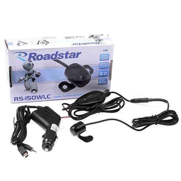Cámara de retroceso inalámbrico Roadstar - 0