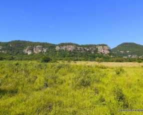 Estancia de 42 hectáreas en Ybytymí