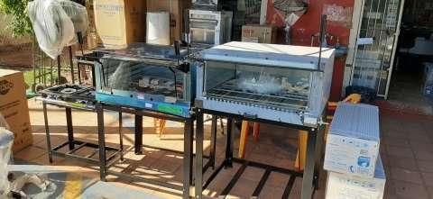 Hornos pizzeros Venancio 80x60 a gas - 0