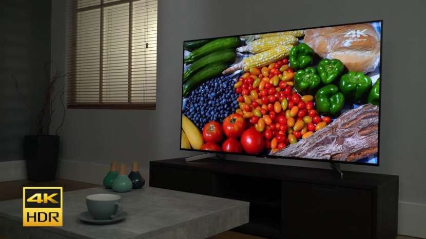 Smart tv 4k Sony 75 pulgadas Android XBR-75X805G LA8 - 0