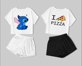 Conjunto de pijamas