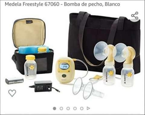 Extractor Medela Freestyle doble