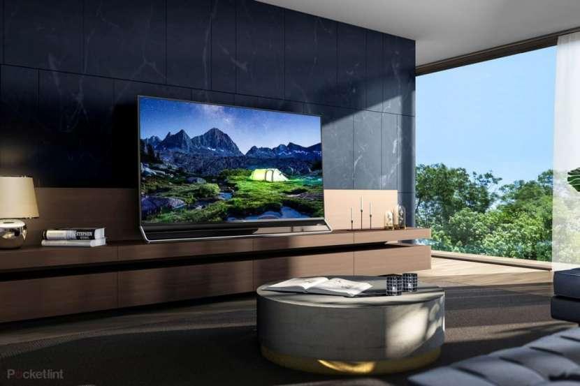 Smart tv 4k Sony 75 pulgadas Android XBR-75X805G LA8 - 1
