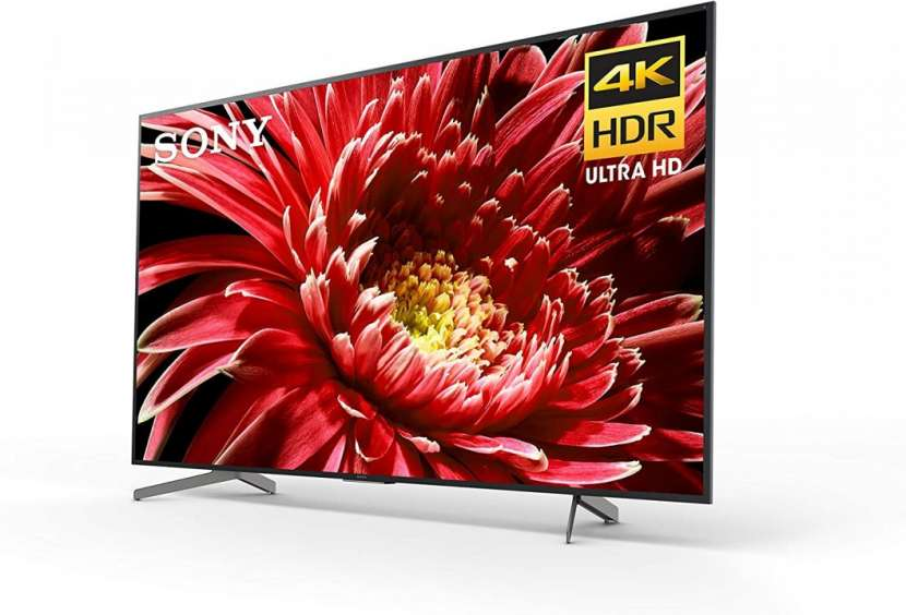 Sony smart tv led 85 pulgadas serie X85D ultra HD 4K XBR-85X805H - 0