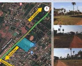 Lotes residenciales en J. Augusto Saldivar