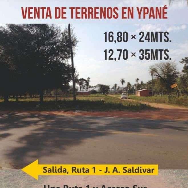 Lotes residenciales en J. Augusto Saldivar - 1