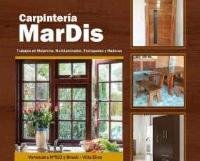 Carpintería MarDis