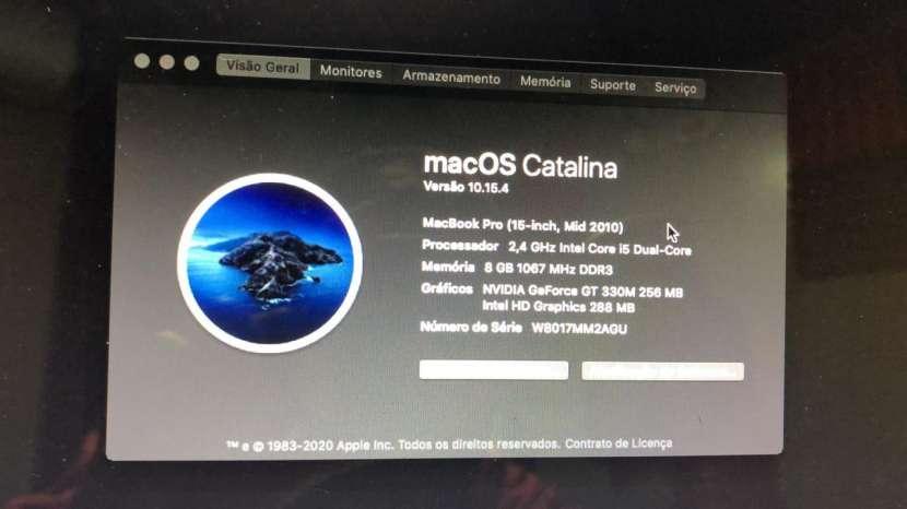 MacBook Pro 2010 - 3