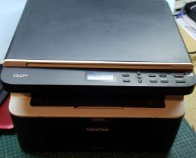 Impresora láser fotocopiadora escáner Brother DCP-1512